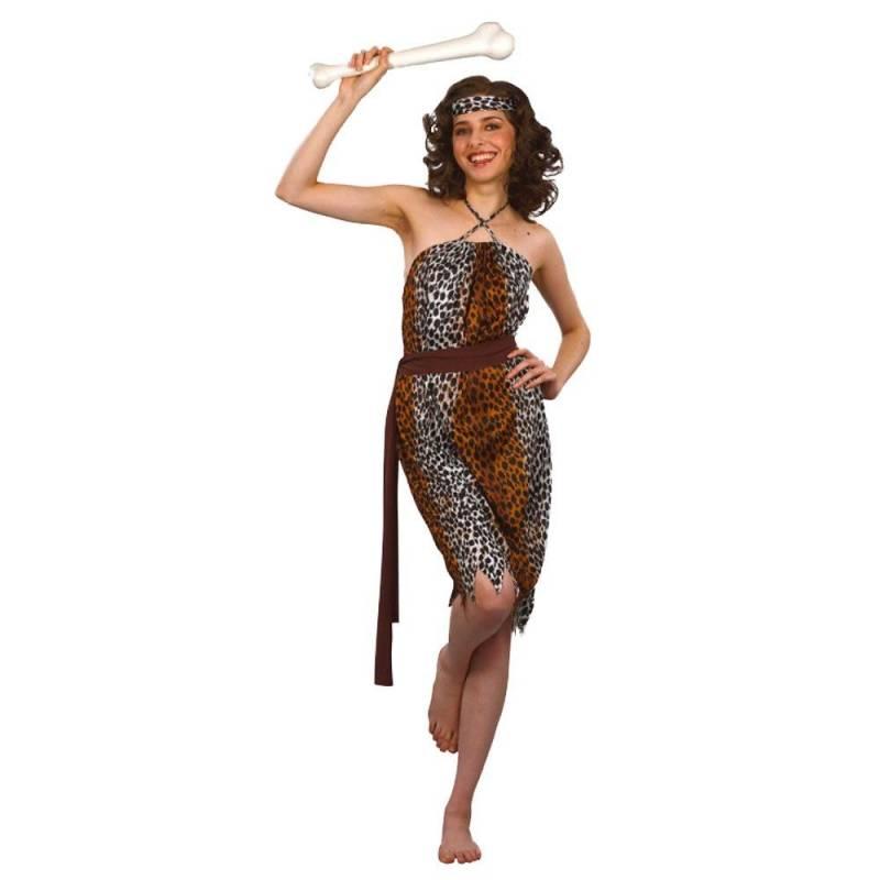 Deguisement femme préhistorique