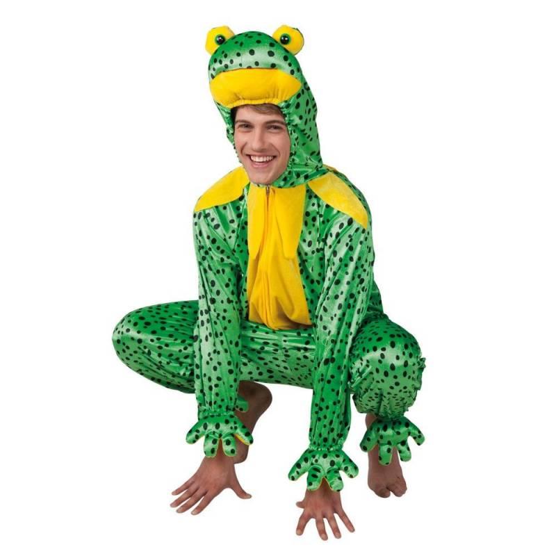 Déguisement adulte intégral de grenouille