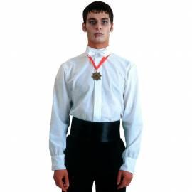 Chemise blanche, adulte pour vampire