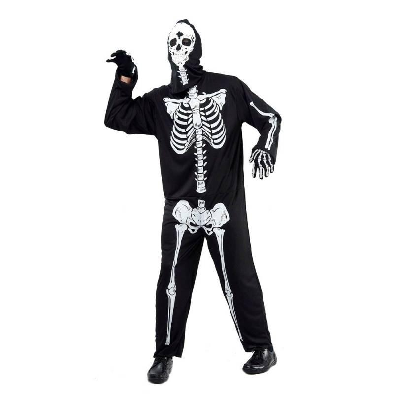Déguisement de squelette pour adulte