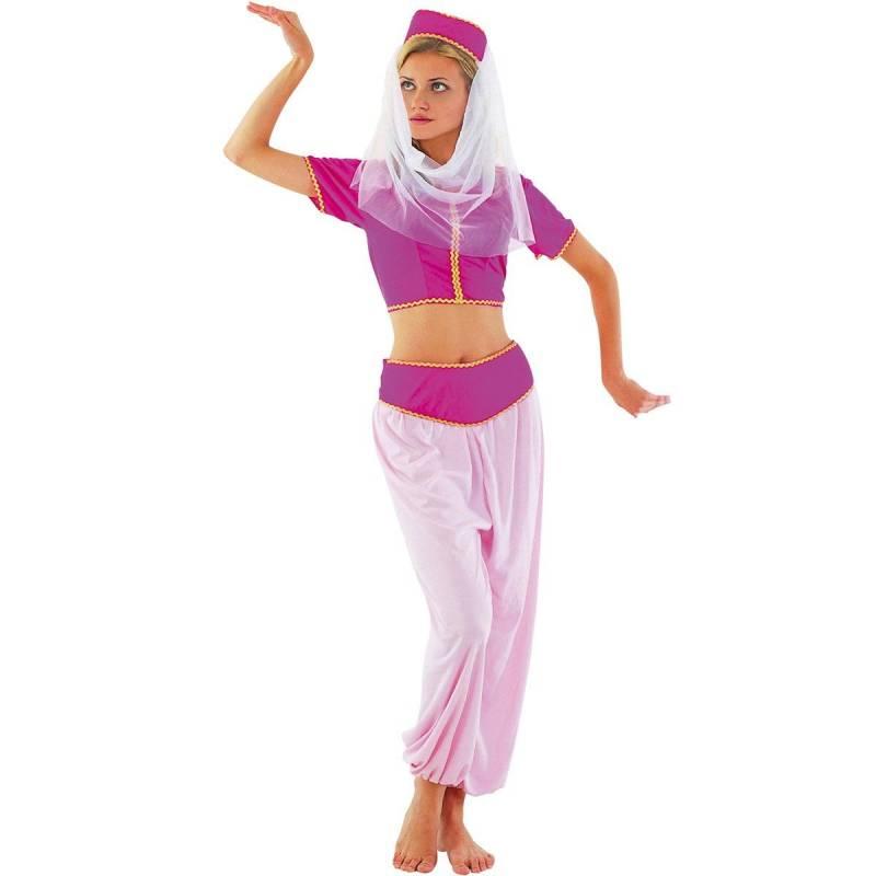 Déguisement adulte de danseuse orientale