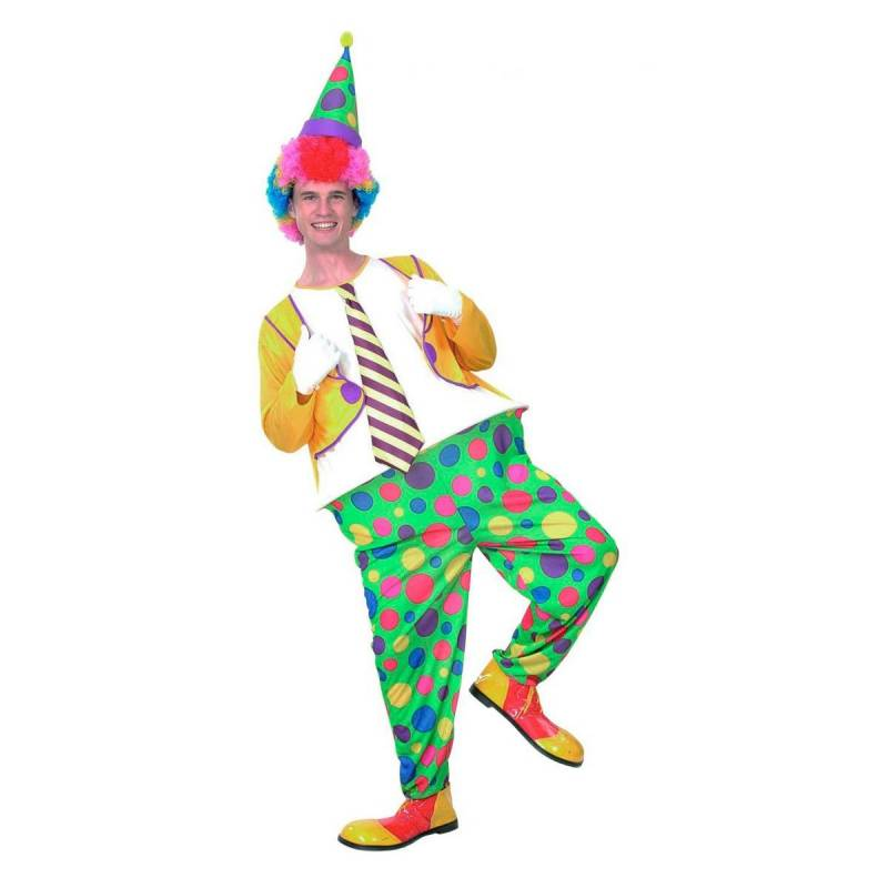 Déguisement adulte de clown