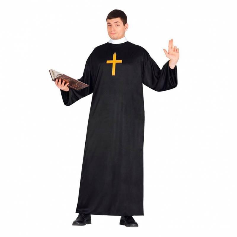 Déguisement adulte de curé