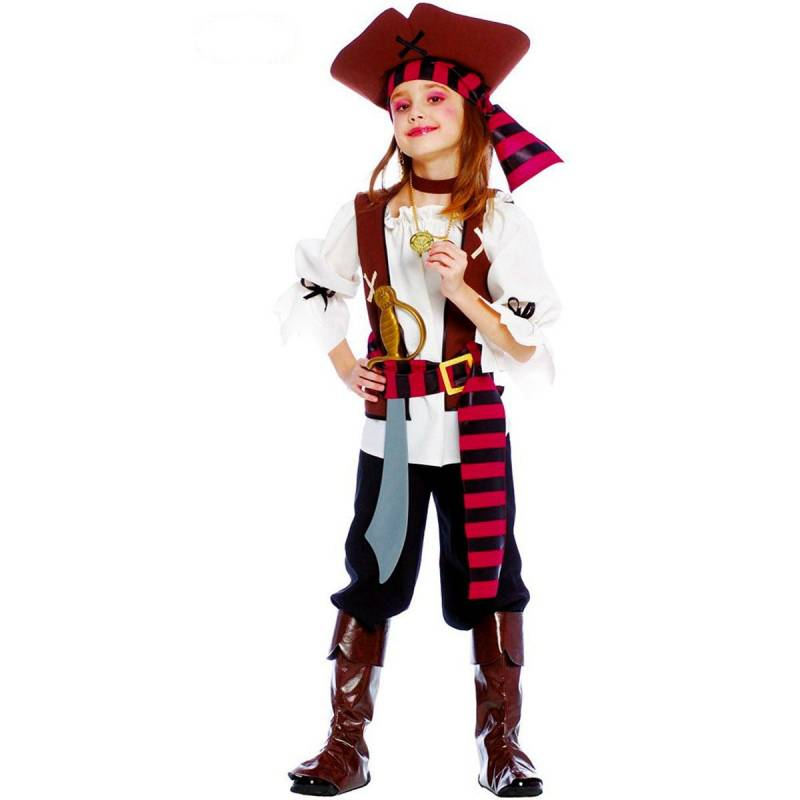 Déguisement enfant de pirate