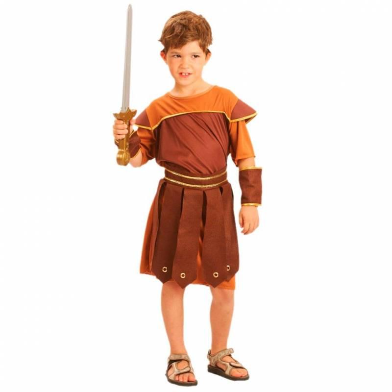 Déguisement enfant de soldat romain