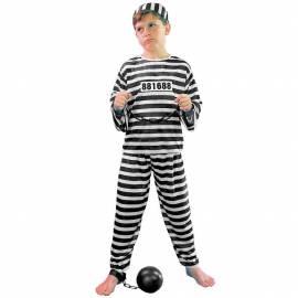 Déguisement enfant de prisonnier