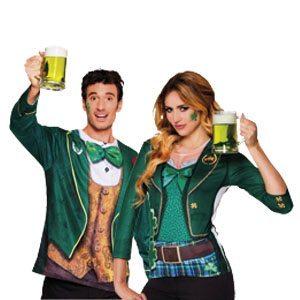 Deguisement Saint Patrick