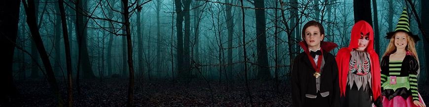 Horreur - sorcières - vampires - enfants