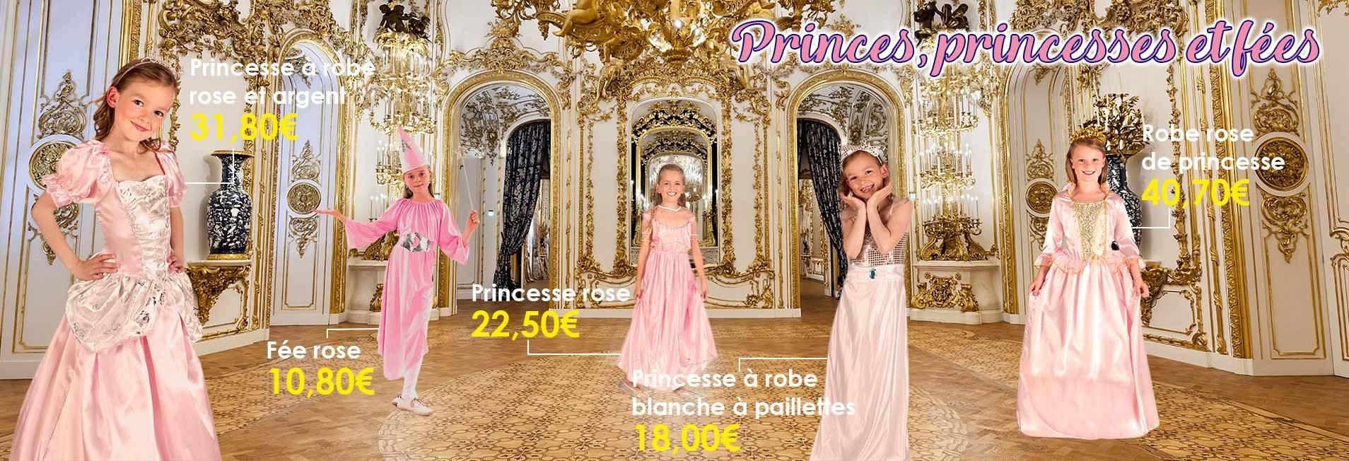 Princes, princesses et fées