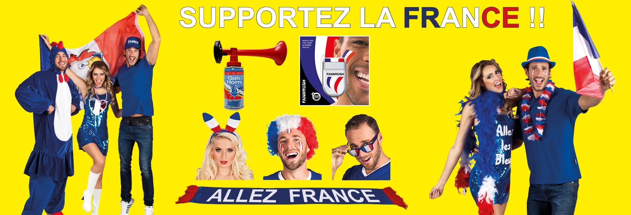 Supportez la France
