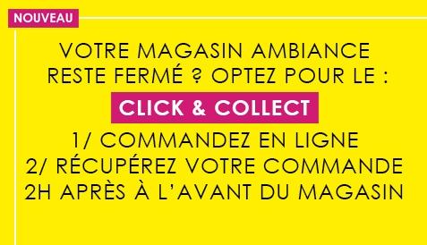 Click & Collect Ambiance Unic deguisement et article de fete